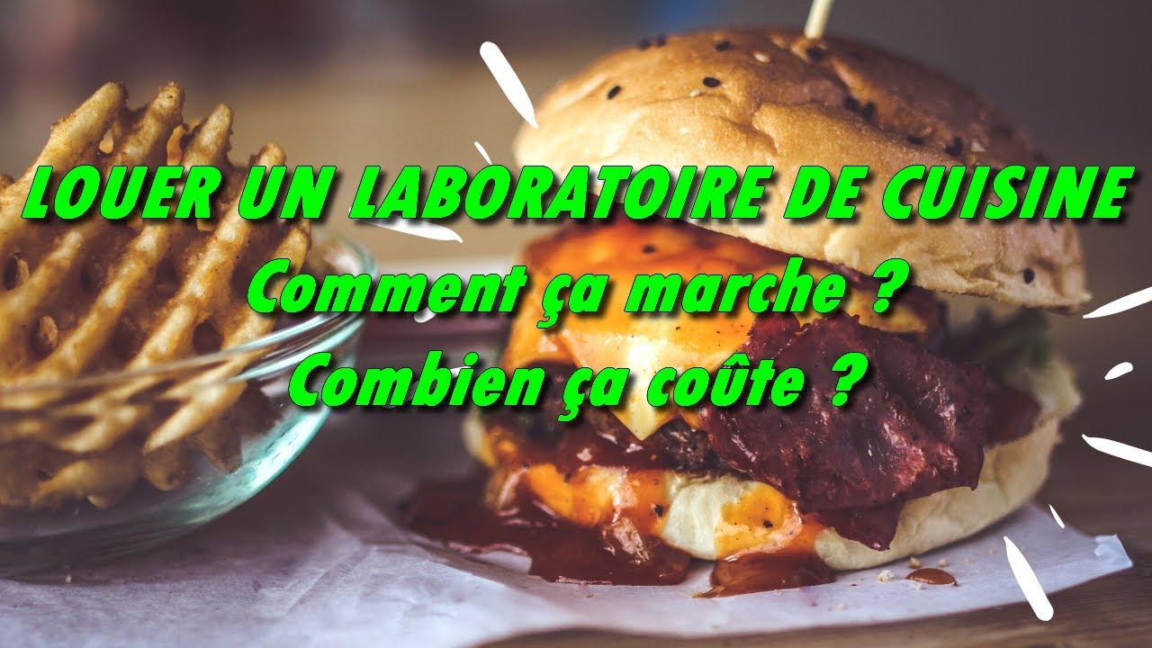 Louer Un Laboratoire De Cuisine Youtube