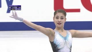 Alena Kostornaia Barcelona