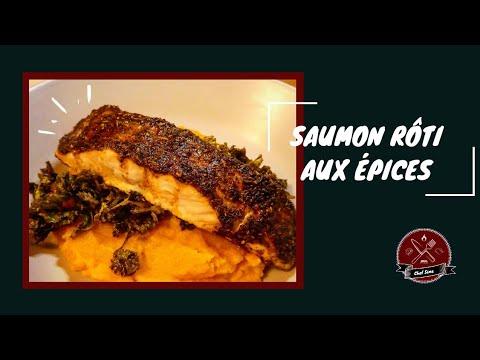 recette-saumon-rôti-aux-épices---chef-sims