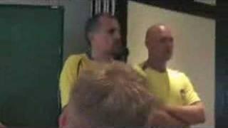 Klas Ingesson och Kurre Hamrin
