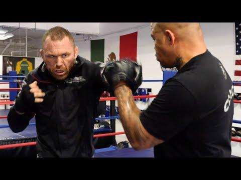 Clint August - Fighter: The Chris Leben Story - Part 2