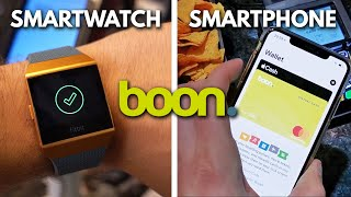 How to pay with your Smartphone using Boon. by Wirecard