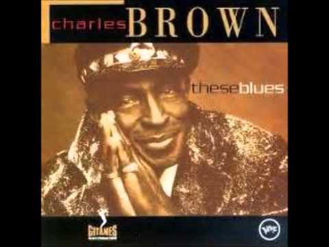 These Blues-Charles-Brown 1995