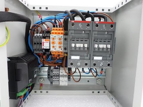 Wiring Diagram Of Ats Panel For Generator Wiring Schematic Diagram