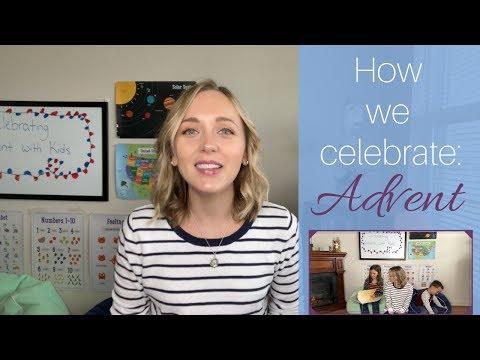 Celebrating Advent (Living Liturgically)