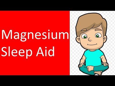 Magnesium Sleep Aid