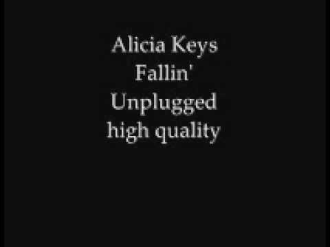 Alicia keysFallin'unpluggedHQ