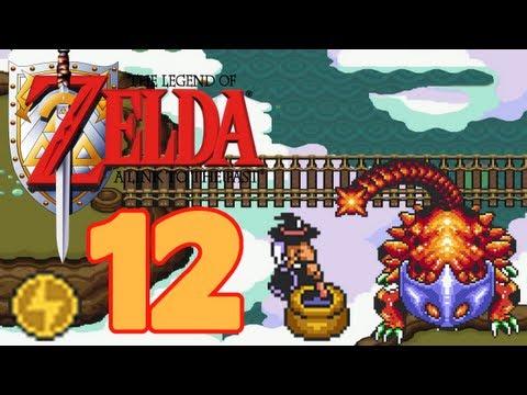 Let's Play The Legend of Zelda A Link to the Past Part 12: Kampf gegen Panzerschädel Helmasaur