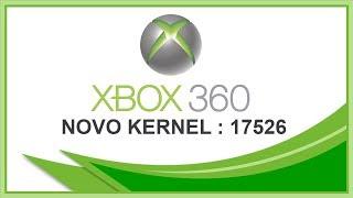 XBOX 360 • NOVA ATUALIZAÇÃO JÁ DISPONÍVEL • KERNEL 2.0.17526 • (nº1149)
