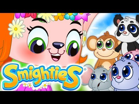 Smighties - Cute Story of Friendship 1hr Compilation | Funny Cartoon Video | Videos for Kids