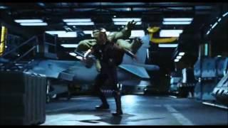 The Avengers - ANGRY HULK vs Thor [Full] HD