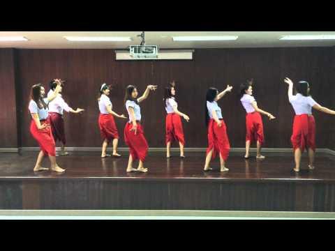 การแสดงประเทศสิงคโปร์ DRU(สาขานาฏศิลป์และการแสดง ราชภักธนบุรี)