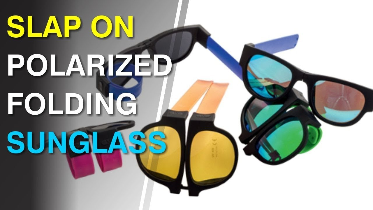 af6231482a1 Slap On Polarized Folding Sunglass - TheEliteTrends. The Elite Trends