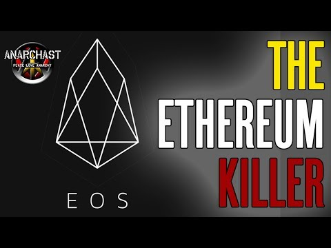 The New Ethereum Killer Cryptocurrency Called EOS with Dan Larimer