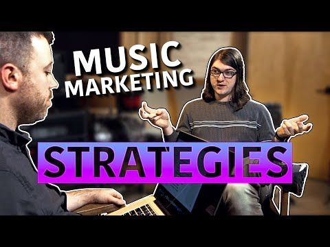 Music Marketing Strategies | New Promotion Strategies To Build Fans In 2019