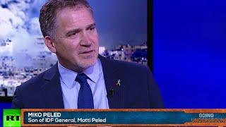 'Massacre and Genocide': Son of Israeli general seeking peace in Palestine