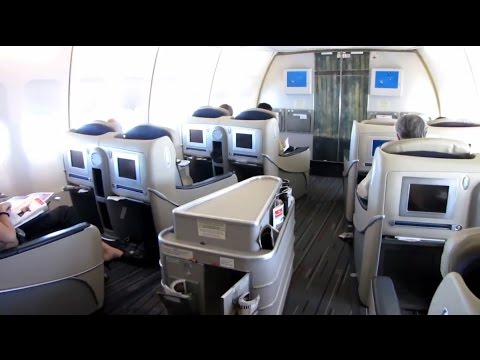 [Flight Report] AIR FRANCE | Mauritius ✈ Paris | Boeing 747-400 | Business