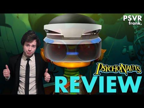 Psychonauts Review PSVR Rhombus of Ruin Virtual Reality