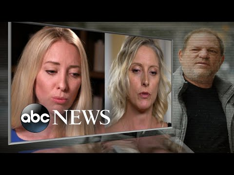 Two more women speak out, claiming Harvey Weinstein sexually harassed them