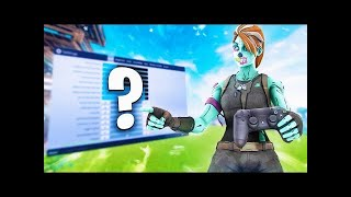 BEST AIM SENSITIVITY + SETTINGS For Fortnite (PS4 + Xbox Fortnite) #FearChronic #ChronicRC
