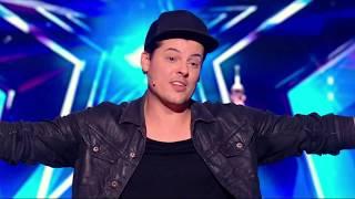 Vincent C: Demie-Finale La France a un Incroyable Talent