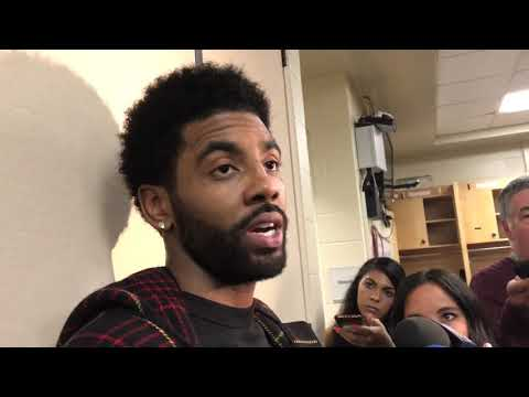 Weve Got To Set The Tone Boston Celtics Kyrie Irving Told Al Horford The Vets Needed To Take Over Vs Okc