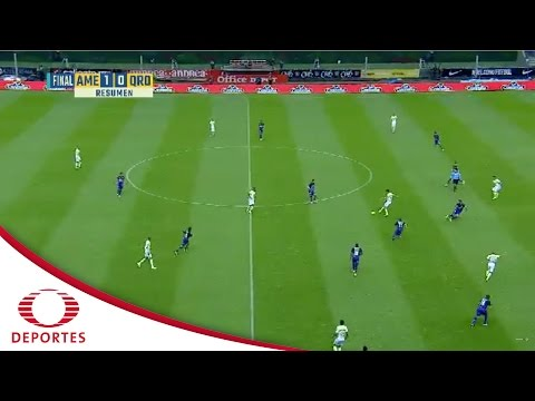Resumen América vs Querétaro | Clausura 2017 - Jornada 14 | Televisa Deportes