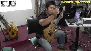 Phương pháp G -P2- Guitar điện - Kỹ thuật & chiến lược - Minh Nguyen