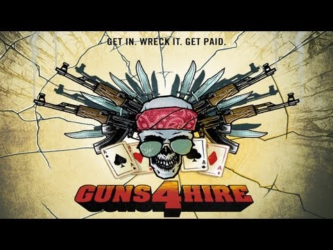 Guns 4 Hire - Universal - HD Gameplay Trailer