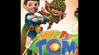 Три фу Том, Лес фу Том   смотреть онлайн мультфильм бесплатно