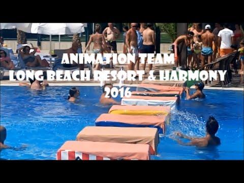 Animation Team 2016 , Long Beach Resort & Harmony