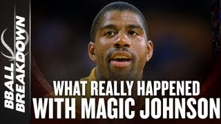 The Real Story How The Lakers Got Magic Johnson