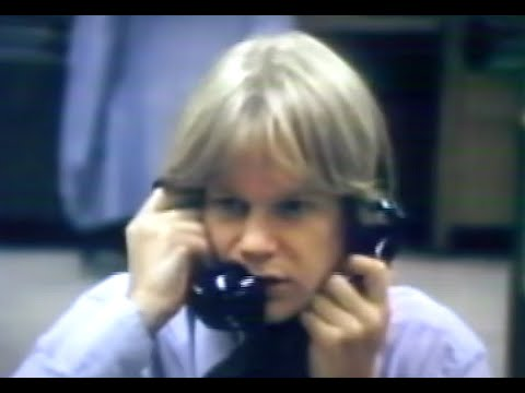 Wall Street Traders Were VERY Intense in 1980