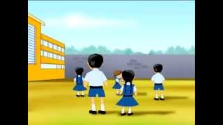 my school for children - Kids Educational Videos -  My School