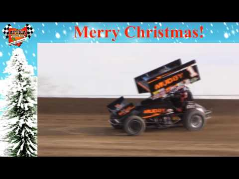 Merry Christmas From Attica Raceway Park