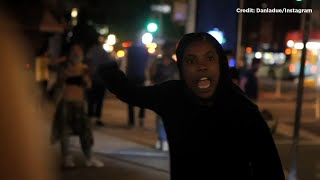 Must watch: Woman gives powerful speech to looters on streets of NYC