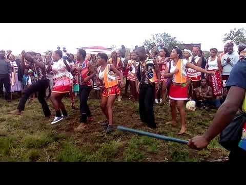 AMagidangoma Zulu Dances