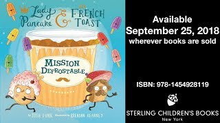 Mission Defrostable Book Trailer (Lady Pancake & Sir French Toast #3)