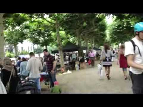 flohmarkt in frankfurt teil 3 youtube. Black Bedroom Furniture Sets. Home Design Ideas