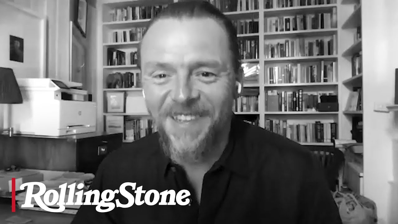 Simon Pegg: The First Time