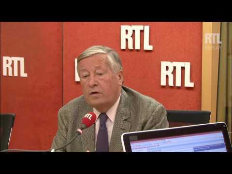 """Pour Alain Duhamel, """"ce qui a décidé Arnaud Montebourg pour la primaire, c'est la vanité et la né..."""