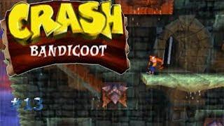 Las gradas retractiles/Crash Bandicoot #13