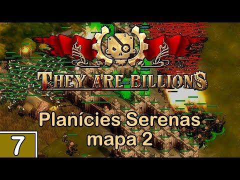 They Are Billions - Planícies Serenas (mapa 2) 120% - Ep. 7 (Gameplay em Português PT-BR)