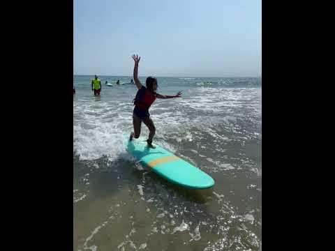 GarbiSurf Whater Sports surfeando...