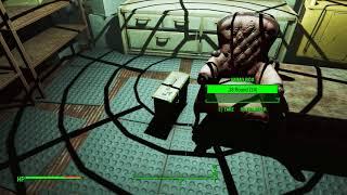 Fallout 4 | Main Quest Walkthru | End of Getting A Clue Beginning of Reunions