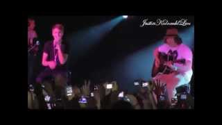 Justin Bieber - Die In Your Arms Live Believe Party Milano,Italy 2012