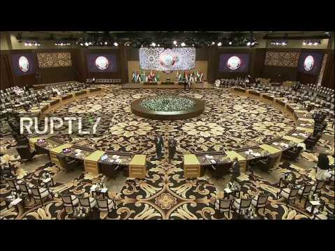 LIVE: Arab League Summit in Amman - Second and closing session, final press conference