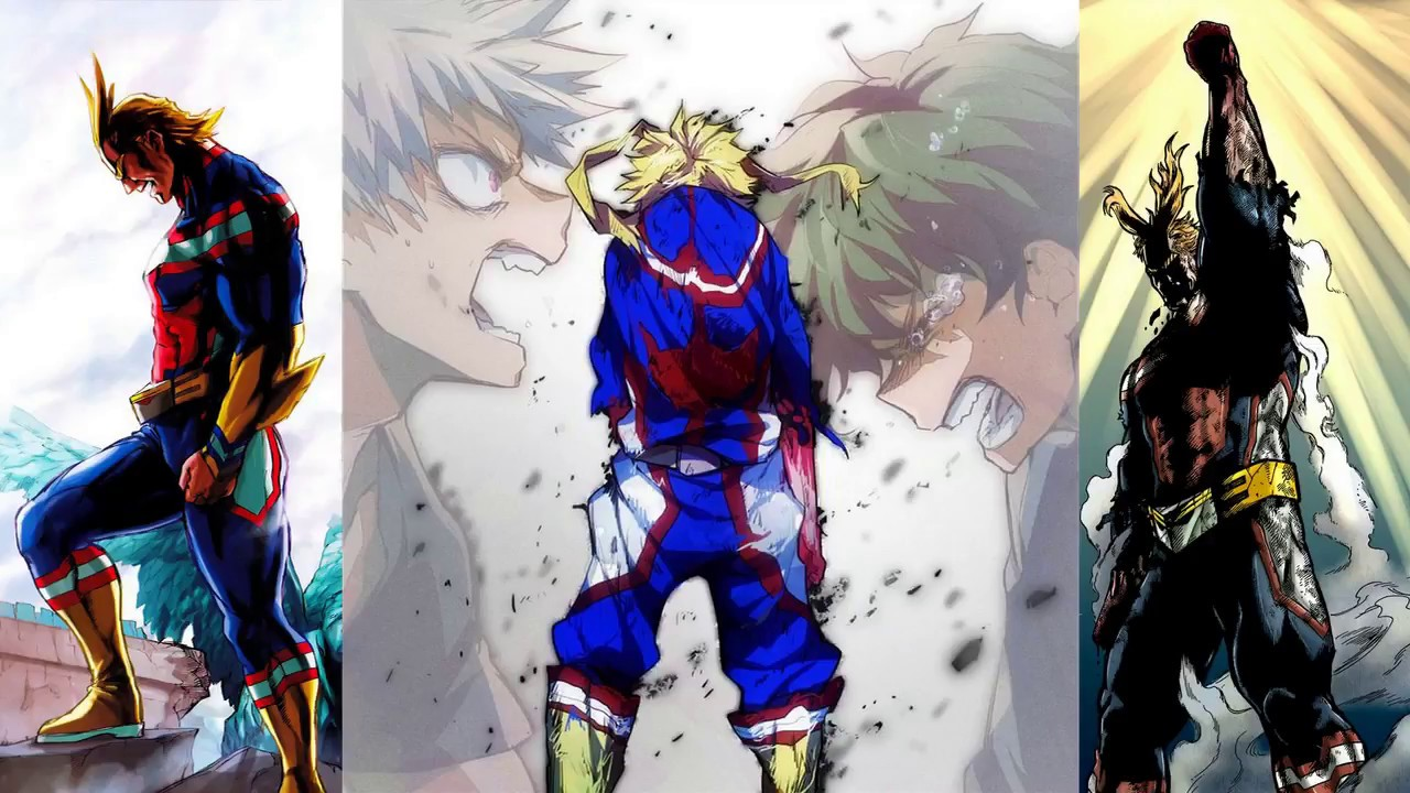 my hero academia u300eepic  u0026 emotional ost u300f30 minutes extended
