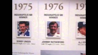 All Of The Indianapolis 500 Winners 1911-2013