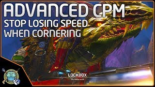 Quake Champions - FASTER CPM Movement! (Re-Reupload Extravaganza)